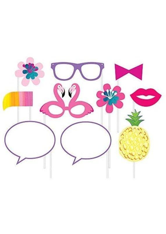 ***Pineapple & Friends Photo Booth Props