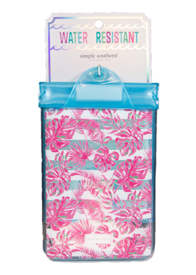 ***Simply Southern Water Resistant Pouch Paradise