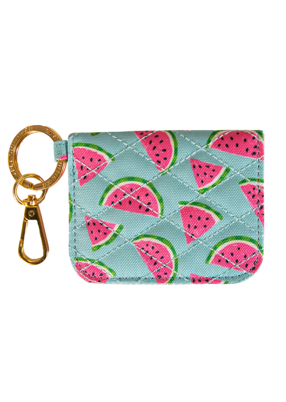 ***Simply Southern ID Wallet Watermelon