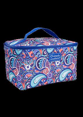 ***Simply Southern Paisley Glam Bag