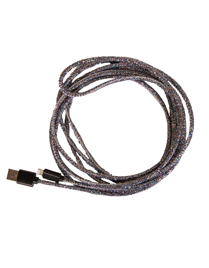 ***Simply Southern 10ft. Apple Iphone Cable