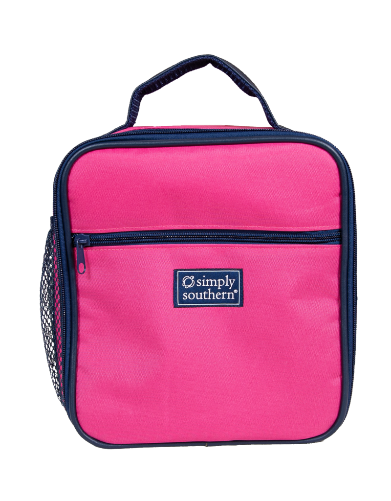 ***Simply Southern Pink Lunch Box