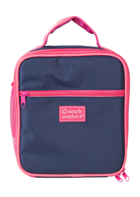 ***Simply Southern Navy Lunch Box