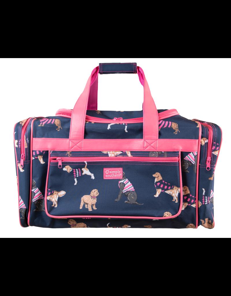 ***Simply Southern Dog Duffle Bag
