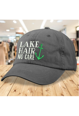 Piper Lou ***Lake Hair No Care Baseball Cotton Twill Hat