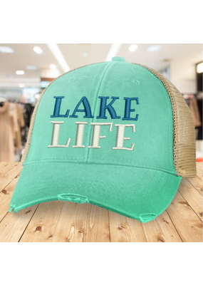 Piper Lou ***Lake Life Trucker Hat