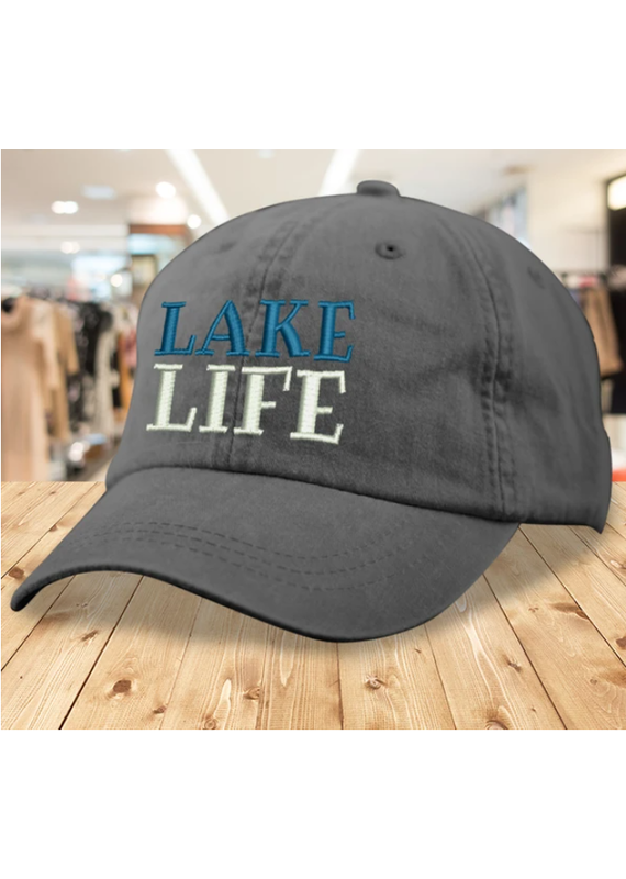 Piper Lou ***Lake Life Cotton Twill Hat