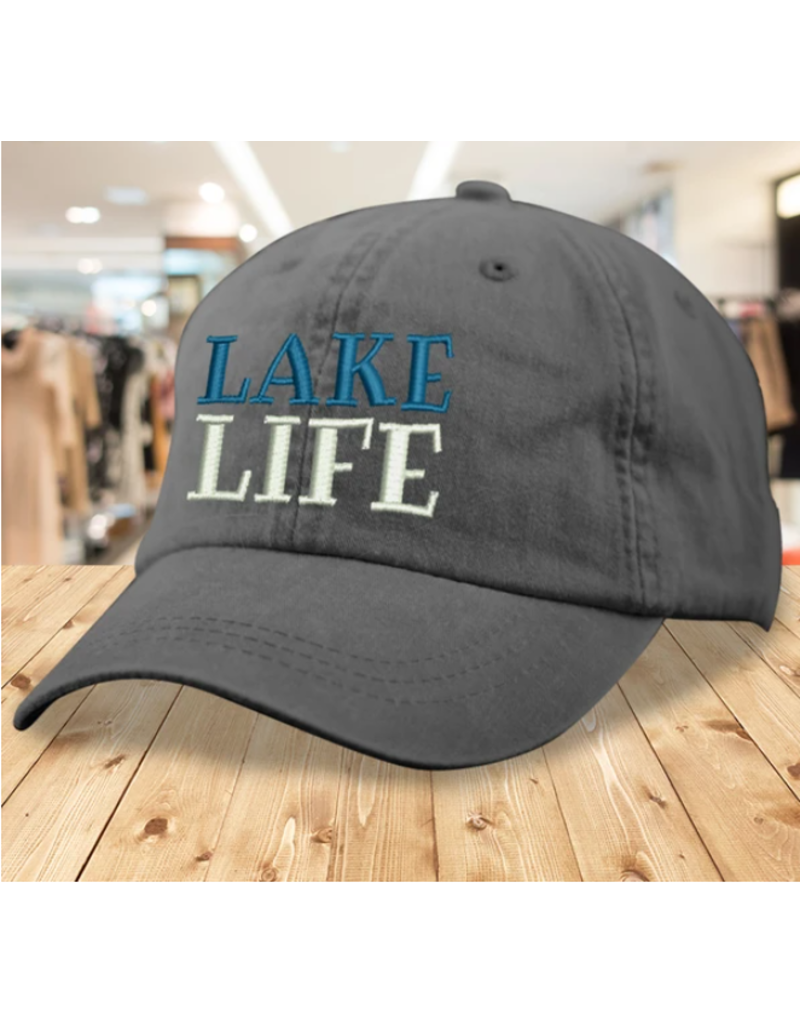 Piper Lou ***Lake Life Cotton Twill Hat