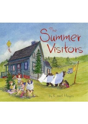 National Book Network ***The Summer Visitors Book