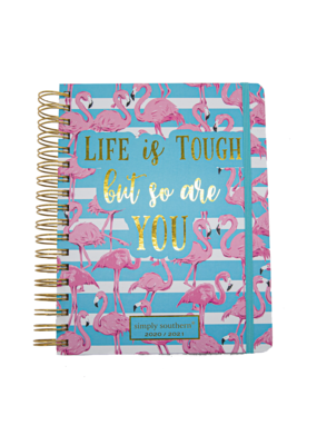 ***Simply Southern Flamingo Agenda/Planner