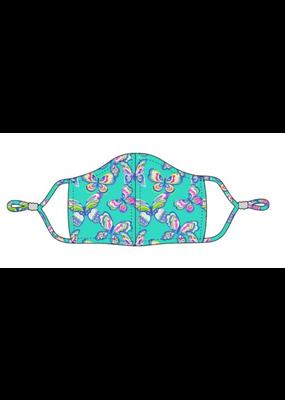 ***Viv & Lou Kid's Face Mask Butterfly