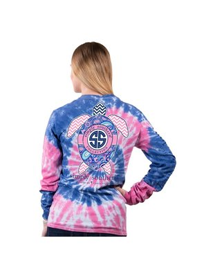 ***Simply Southern Long Sleeve Turtle Taffy
