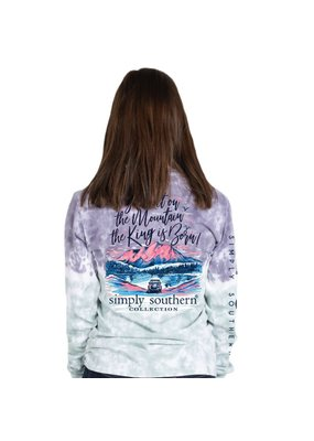 ***Simply Southern Long Sleeve King Bohemian