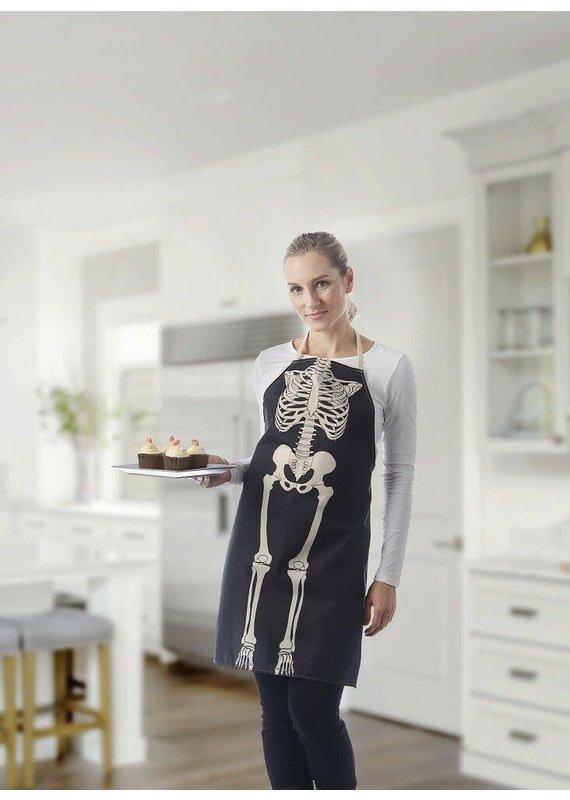 ***Halloween Skeleton Apron