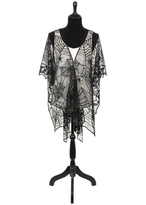 ***Glamour Ghoul Costume Shawl