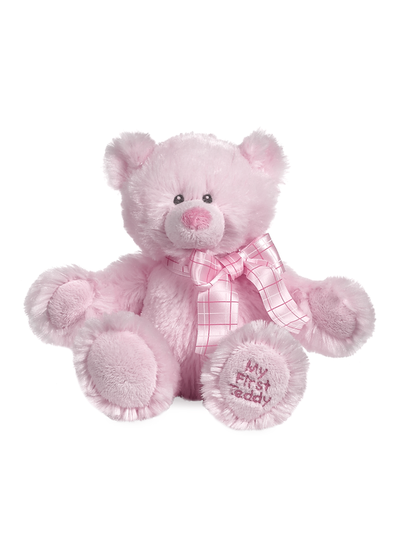 ***My First Teddy Pink