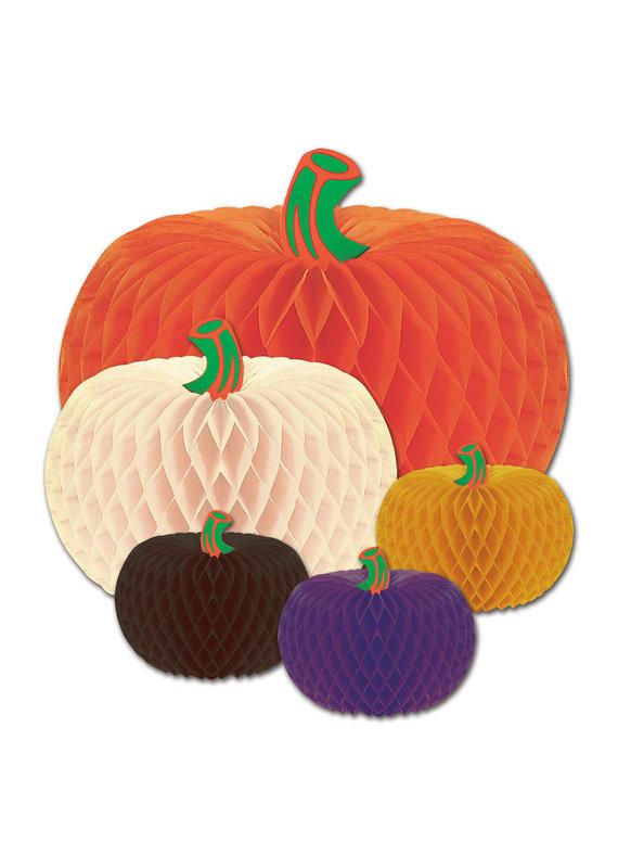 ****Honeycomb Tissue Pumpkins