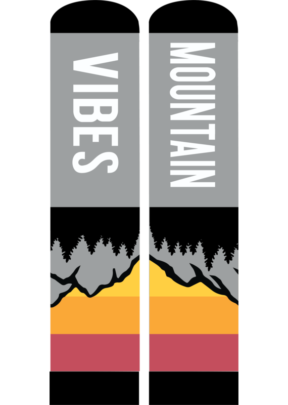 ***Simply Southern Mountain Vibes Socks