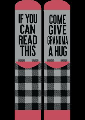 ***Simply Southern Grandma Hug Socks