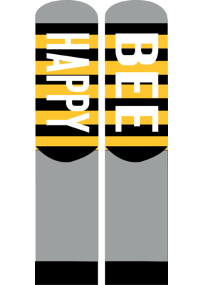 ***Simply Southern Bee Happy Socks