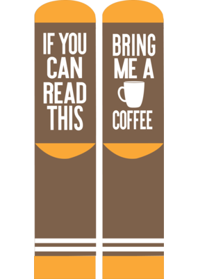 ***Simply Southern Bring me Coffee Socks