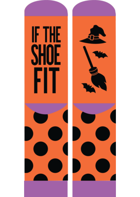 ***Simply Southern Shoe Fits Halloween Socks