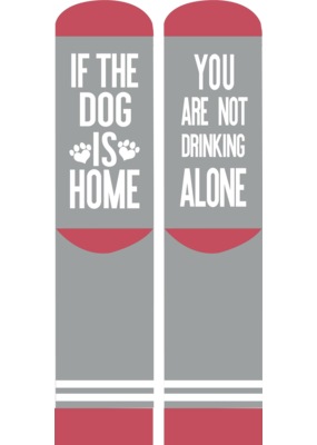 ***Simply Southern Dog is Home Socks