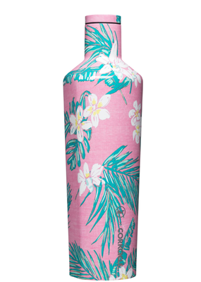 Corkcicle ***Corkcicle Vineyard Vines Tropical Flowers 25oz Canteen