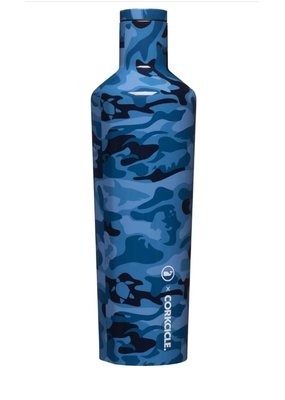 Corkcicle ***Corkcicle Vineyard Vines Blue Camo 25oz Canteen