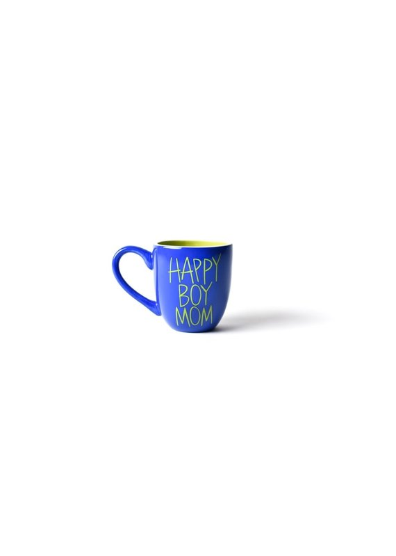 Cotton Colors ***Happy Boy Mom Mug
