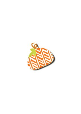 Cotton Colors ***Happy Everything Chevron Pumpkin Mini Attachment