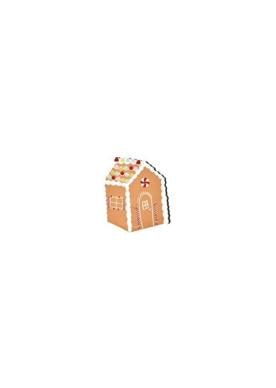 Cotton Colors ***Happy Everything Gingerbread House Mini Attachement