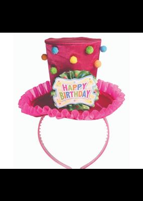 ***Birthday Cake Headband