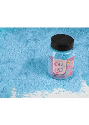 ***Gender Reveal Boy Confetti
