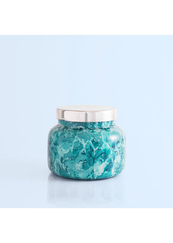 Capri Blue ***Capri Blue Mint Watercolor Volcano 8oz Candle
