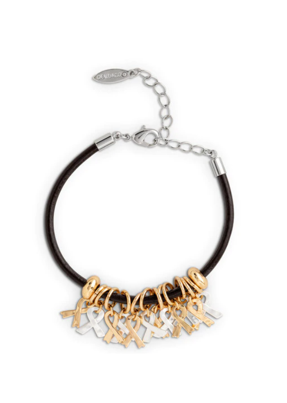 ***The Ribbon Giving Bracelet from The Giving Collection