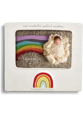 ***Rainbow Baby Ceramic Photo Frame
