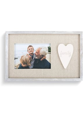 ***Family Heart Photo Frame