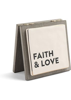 ***Faith & Love Card Keepsake