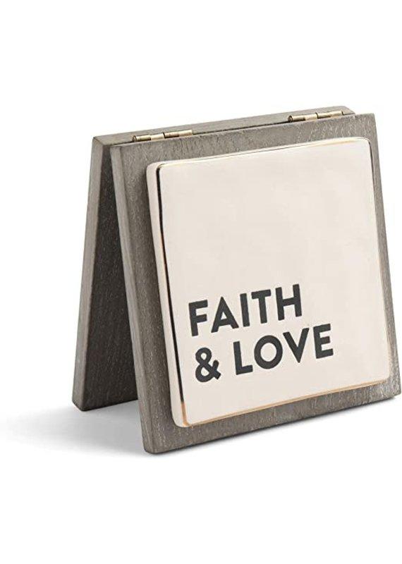 ***Faith & Love Card Keepsake