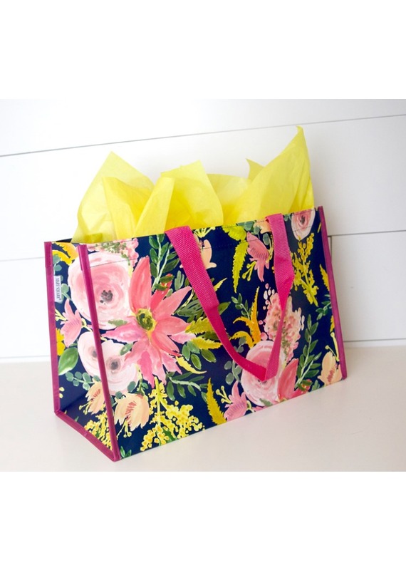 Mary Square ***Juliana Blossoms XL Gift Bag