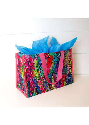 Mary Square ***Wisteria Waves XL Gift Bag