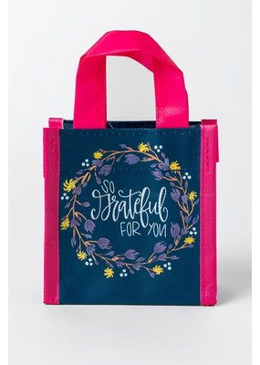 Mary Square ***Grateful for You XSmall Gift Bag