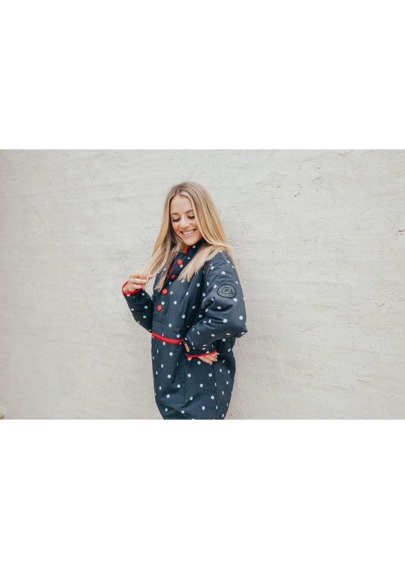 ***Simply Southern Reversible Pullover Dots