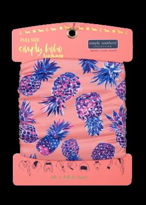 ***Simply Southern Boho Headwrap Pineapple