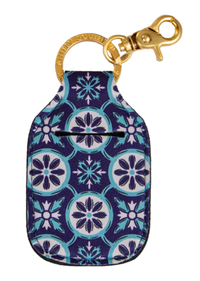 ***Simply Southern Key Chain Hand Sanitizer Pouch Ogee