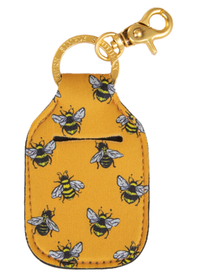 ***Simply Southern Key Chain Hand Sanitizer Pouch Bee