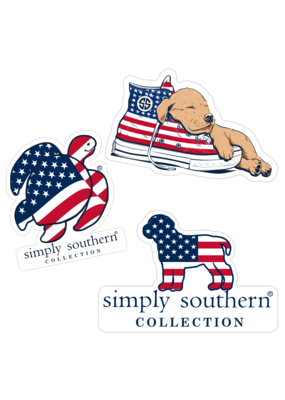 ***Simply Southern Stickers USA