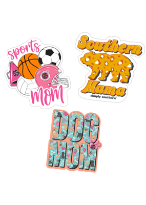 ***Simply Southern Stickers Mom