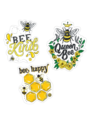 ***Simply Southern Stickers Bee